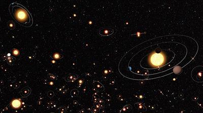 Impact of Sun, Venus and Moon..