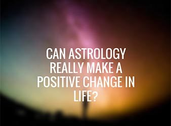 Can Astrology Really Make A Positive Change?